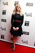 Reese Witherspoon arrives at the premiere of 'Wild' at Cinema 21 on December 8 2014 in Portland Oregon