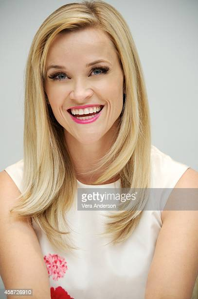 Reese Witherspoon at the 'Wild' Press Conference at the Four Seasons Hotel on November 6 2014 in Beverly Hills California