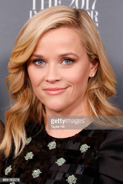 Reese Witherspoon attends the 2017 WSJ Magazine Innovator Awards at Museum of Modern Art on November 1 2017 in New York City