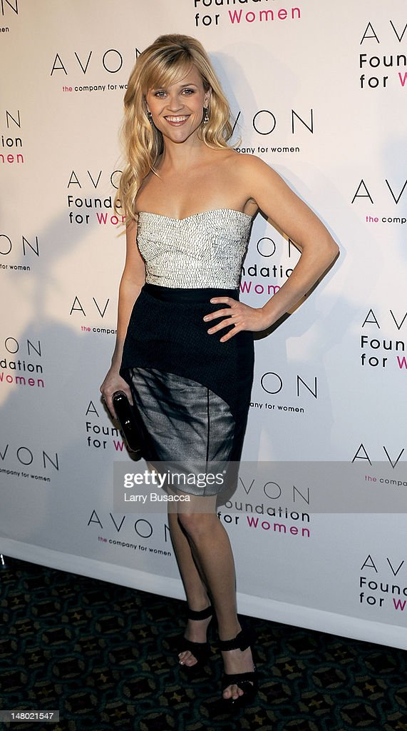<a gi-track='captionPersonalityLinkClicked' href=/galleries/search?phrase=Reese+Witherspoon&family=editorial&specificpeople=201577 ng-click='$event.stopPropagation()'>Reese Witherspoon</a> attends the Avon Foundation's 'Champions Who Change Women's Lives' celebration at Cipriani 42nd Street on October 27, 2009 in New York City.