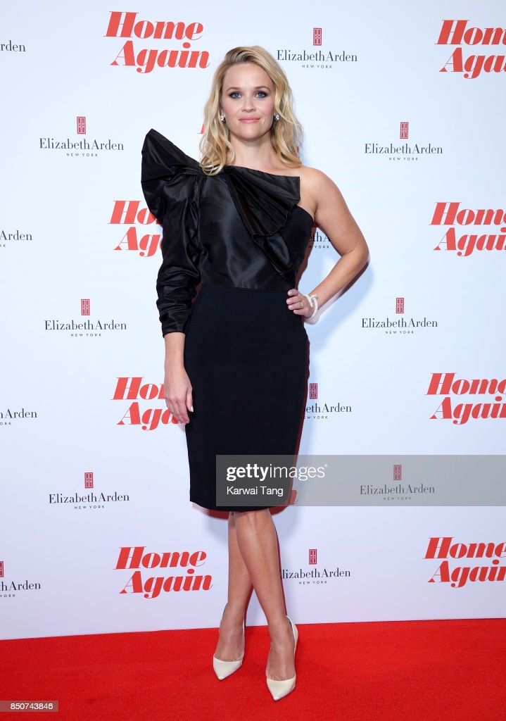 Reese Witherspoon attends the 'Home Again' special screening at The Washington Mayfair Hotel on September 21, 2017 in London, England.