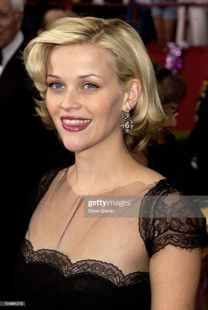 <a gi-track='captionPersonalityLinkClicked' href=/galleries/search?phrase=Reese+Witherspoon&family=editorial&specificpeople=201577 ng-click='$event.stopPropagation()'>Reese Witherspoon</a> during The 74th Annual Academy Awards - Arrivals at Kodak Theater in Hollywood, California, United States.