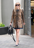 Reese Witherspoon is seen in Beverly Hills on December 11 2014 in Los Angeles California
