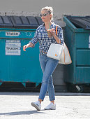 Reese Witherspoon is seen on August 01 2015 in Los Angeles California