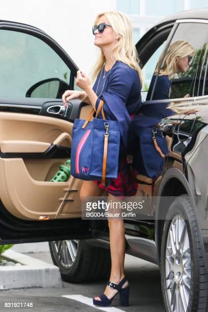 Reese Witherspoon is seen on August 15 2017 in Los Angeles California