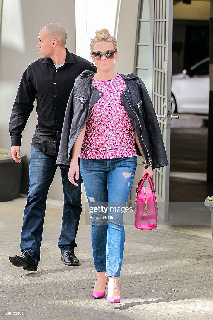 <a gi-track='captionPersonalityLinkClicked' href=/galleries/search?phrase=Reese+Witherspoon&family=editorial&specificpeople=201577 ng-click='$event.stopPropagation()'>Reese Witherspoon</a> is seen on February 10, 2016 in Los Angeles, California.