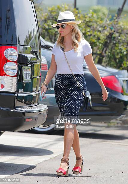 Reese Witherspoon is seen on July 31 2015 in Los Angeles California