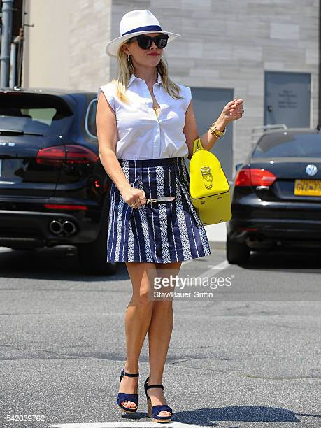 Reese Witherspoon is seen on June 21 2016 in Los Angeles California