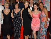 Reese Witherspoon Sally Field Jessica Cauffiel Alanna Ubach and Regina King
