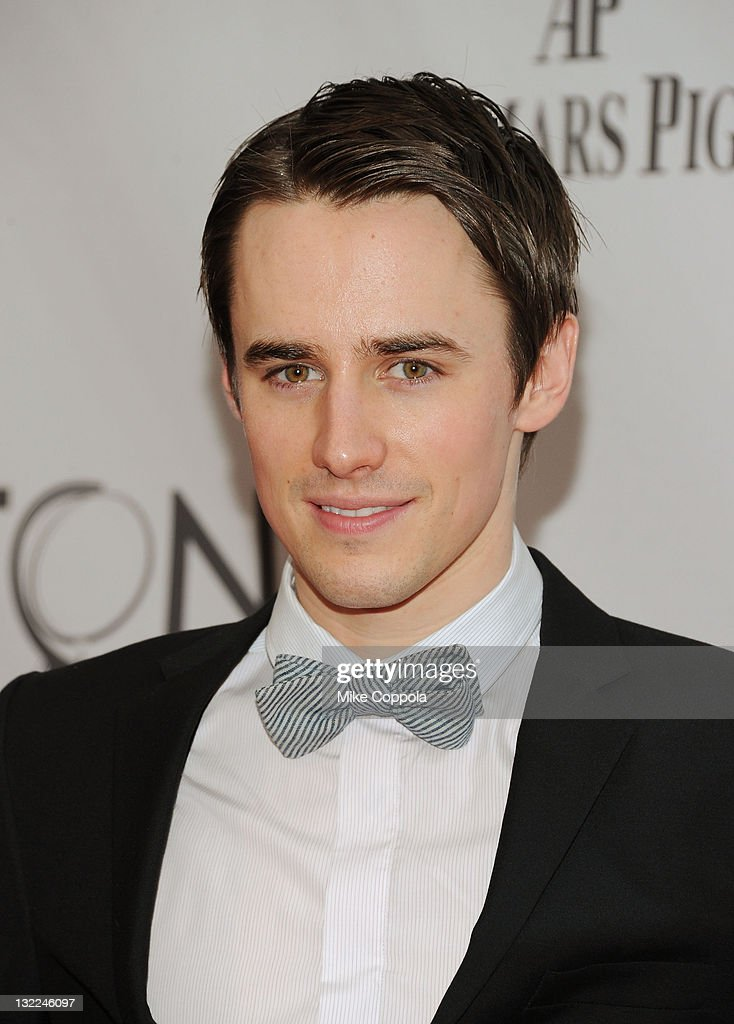 Reeve Carney attends the 65th Annual Tony Awards at the Beacon Theatre on June 12, 2011 in New York City.