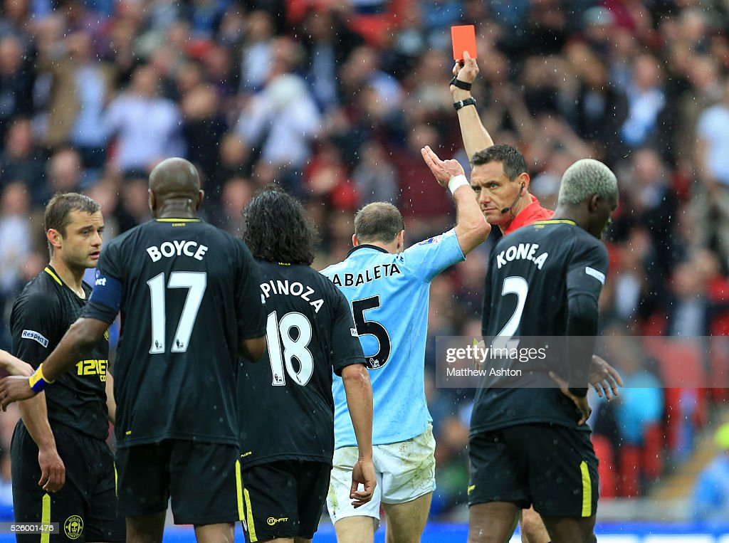 Soccer - FA Cup Final 2013 - Manchester City v Wigan Athletic : News Photo