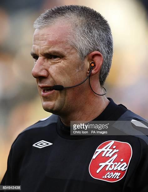 Referee Chris Foy