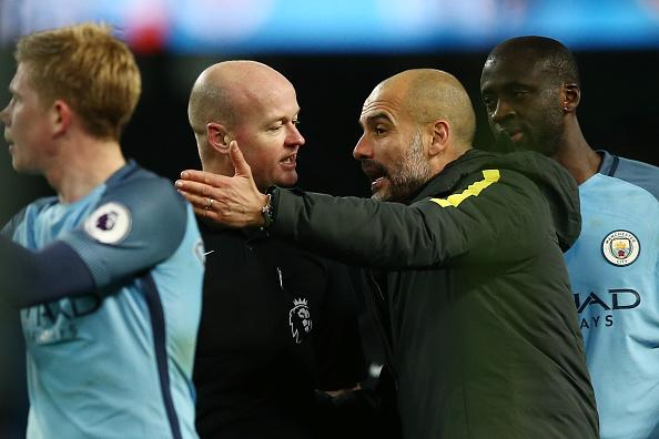 Manchester City v Burnley - Premier League : News Photo
