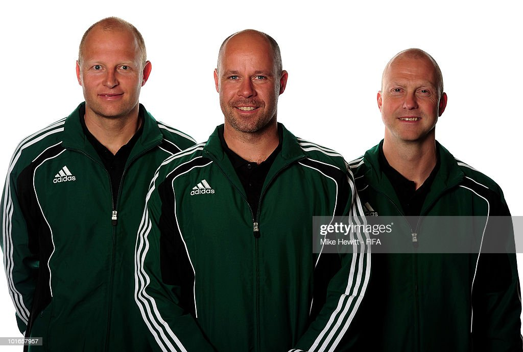 Referees Portraits-2010 FIFA World Cup