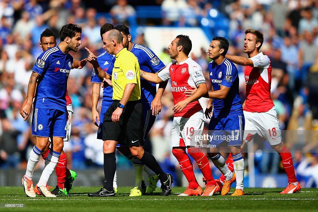 Arsenal v Chelsea: A Look Back