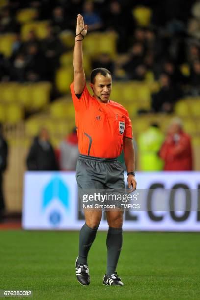 Referee Said Ennjimi