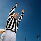 Referee Signaling Score