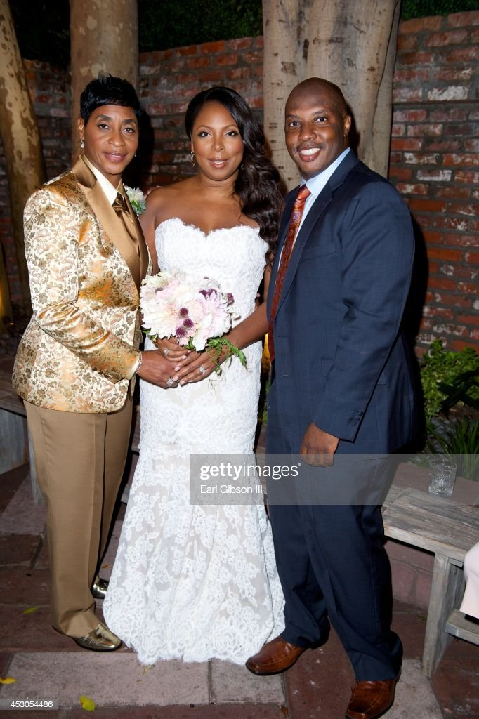 first nba female referee violet palmer marries longtime