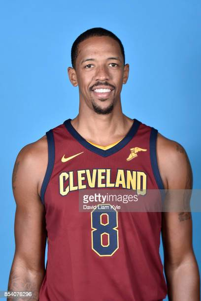 Reference shots of Channing Frye of the Cleveland Cavaliers on media day at The Cleveland Clinic Courts on September 25 2016 in Independence Ohio...