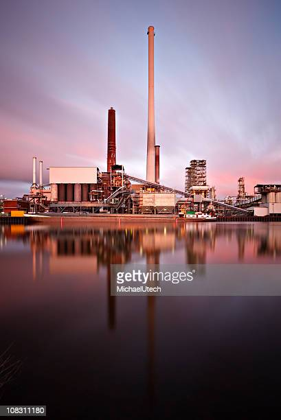 Refinery Long Exposure
