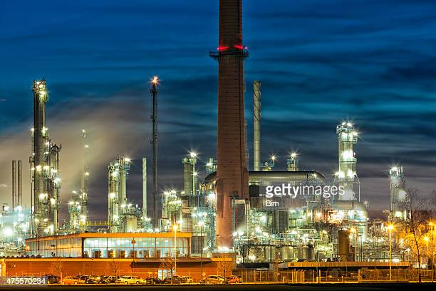 Refinery Plant of Petrochemical Industry