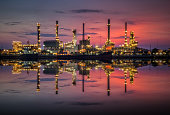 Reflect of Refinery