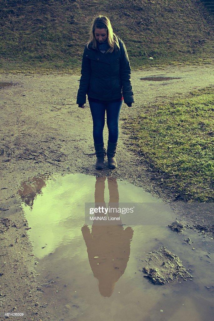 Reflect : Stock Photo