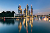 Reflection at Keppel Bay Condominium