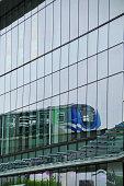Reflection Canada line - Aberdeen
