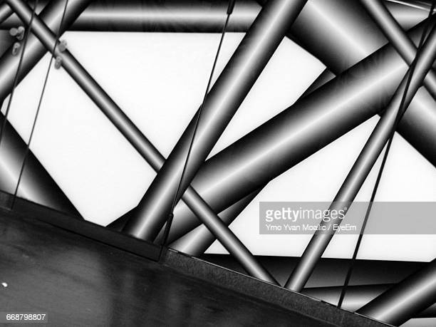 Reflection Of Aluminum Structure