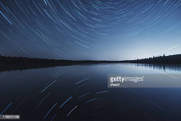 Reflection of the Stars