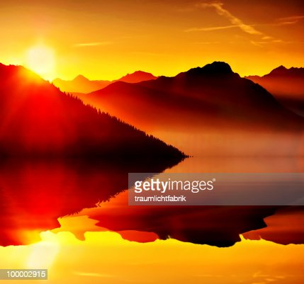 Reflection : Stock Photo