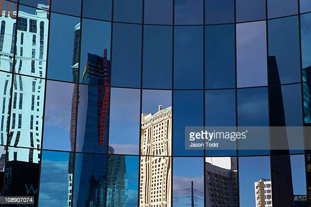 Reflections at City Center on The Las Vegas Strip