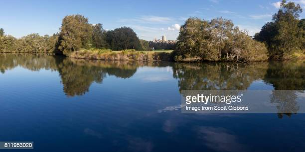 Reflections - Manly Lagoon
