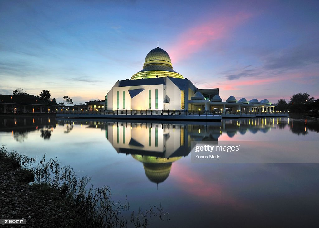 Reflections Of Mosque