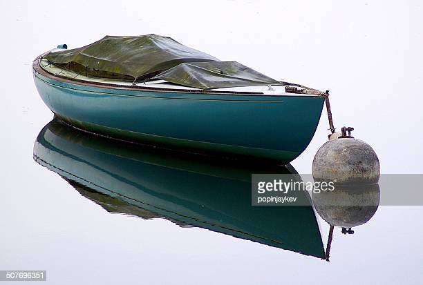 Reflections on the Beaulieu river