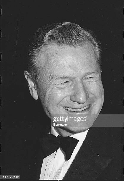 Reflective Manhattan New York New York The most talked about noncandidate for president in 1968 New York's Governor Nelson Rockefeller appears deep...
