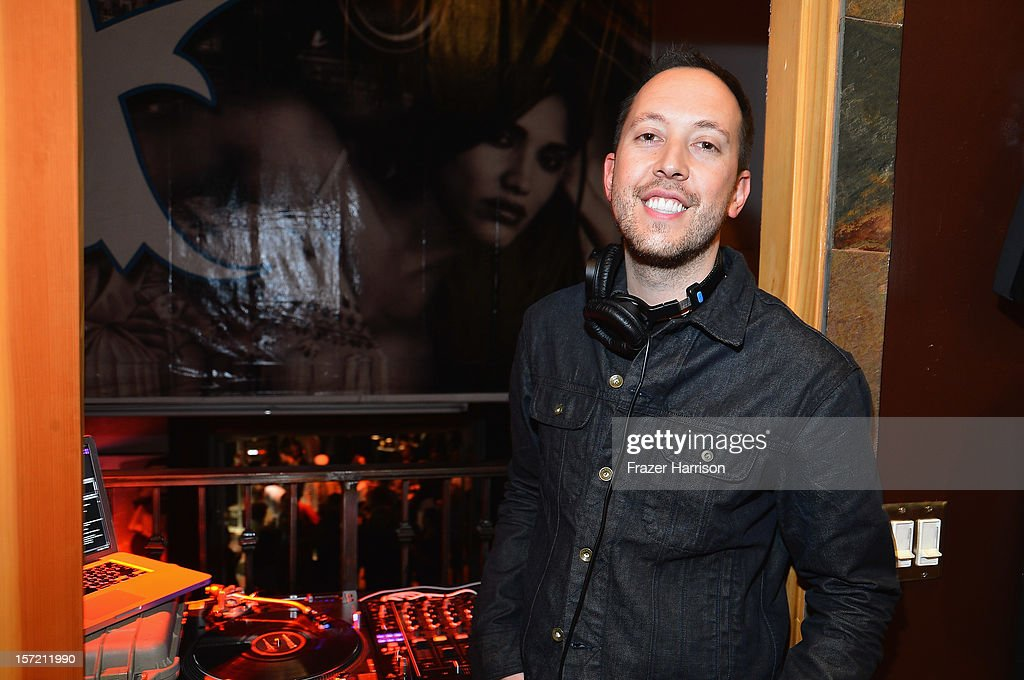 DJ Reflex attends SA Studios and Mister Cartoon VIP Screening and After Party of Warner Brothers Pictures 'Gangster Squad' at SA Studios on November 29, 2012 in Los Angeles, California.