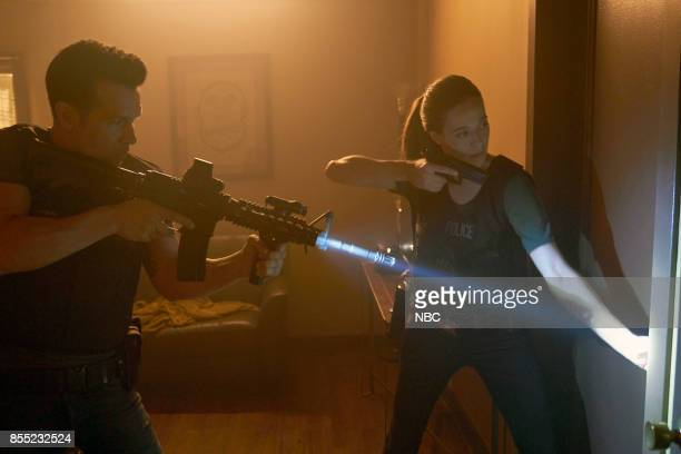 D 'Reform' Episode 501 Pictured Jon Seda as Antonio Dawson Marina Squerciati as Kim Burgess