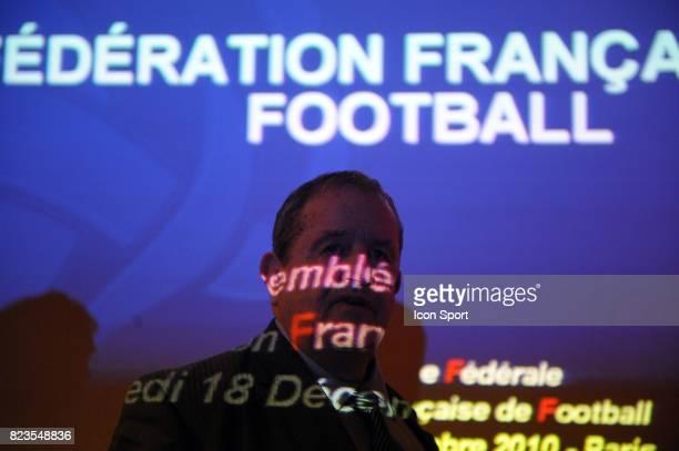Reforme adoptee President Fernand DUCHAUSSOY reconduit a la tete de la Federation