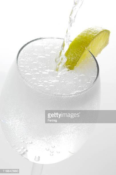 爽やかなお飲み物をどうぞ。