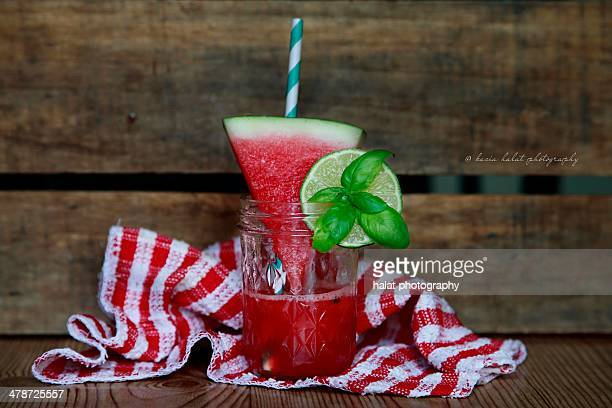 refreshing watermelon cocktails