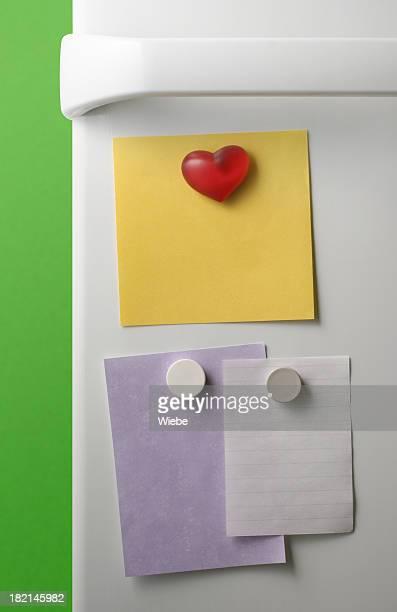 Refridgerator Notes