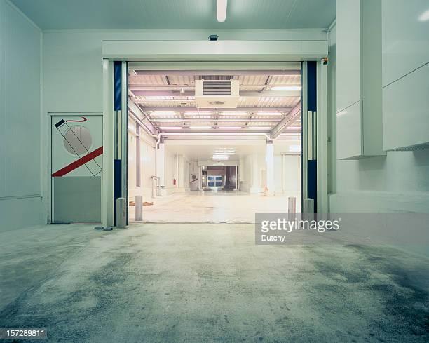 Gekühlte Warehouse