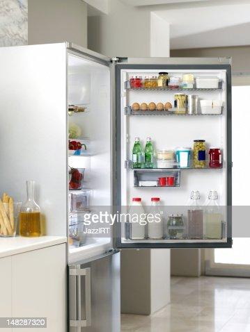 Refrigerator in the Kitchen