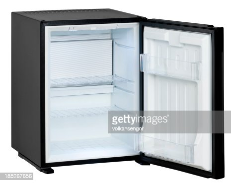 Refrigerator Isolated