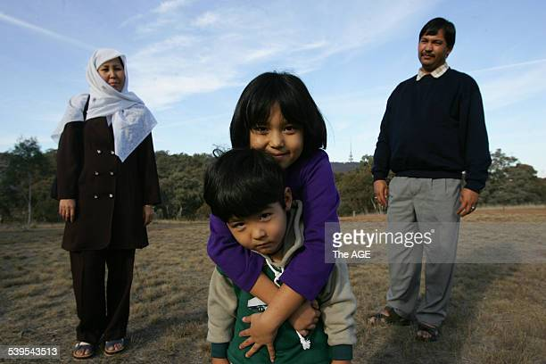 Refugees from Afghanistan finally get Australian visas and start a new life in Canberra after a few years in a camp on the island of Nauru Mohammad...