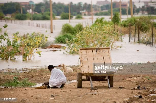 Réfugiés au Soudan