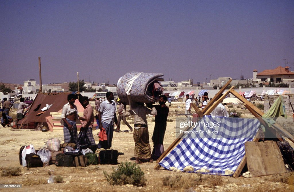 the details of the 1990 iraqi invasion of kuwait By treating human rights abuses in occupied kuwait in the chapter on iraq, middle east watch in no sense condones the iraqi invasion of august 2, 1990, or recognizes iraq's annexation of kuwait as.