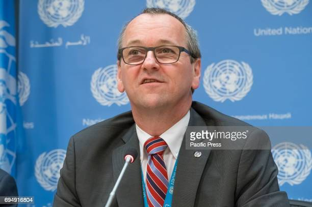 Regarding a rapidly escalating outbreak of cholera in Yemen Geert Cappalaere the UNICEF Regional Director for the Middle East and North Africa spoke...